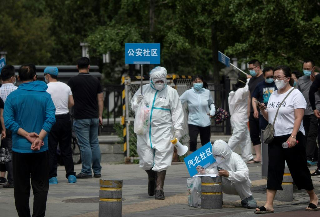 The fresh outbreak has meant a return to stringent anti-epidemic measures in Beijing