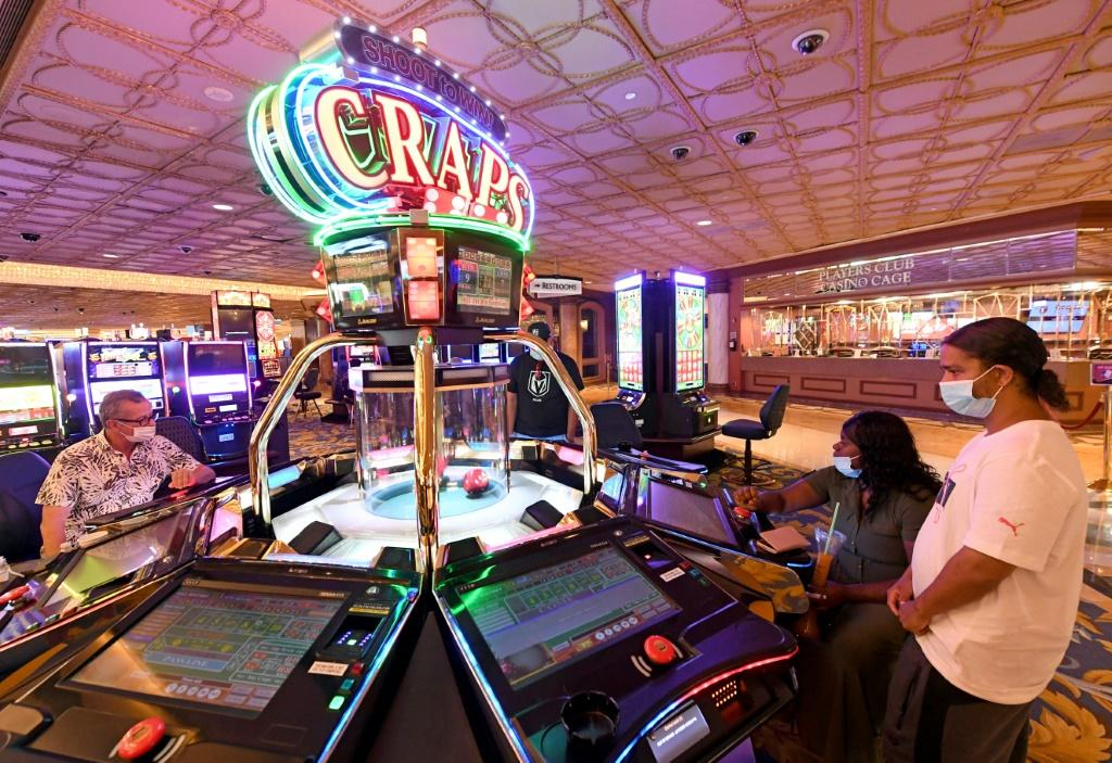 Nevada, which reopened casinos earlier this month, is among the states that have seen rising coronavirus cases, complicating efforts to reopen the economy