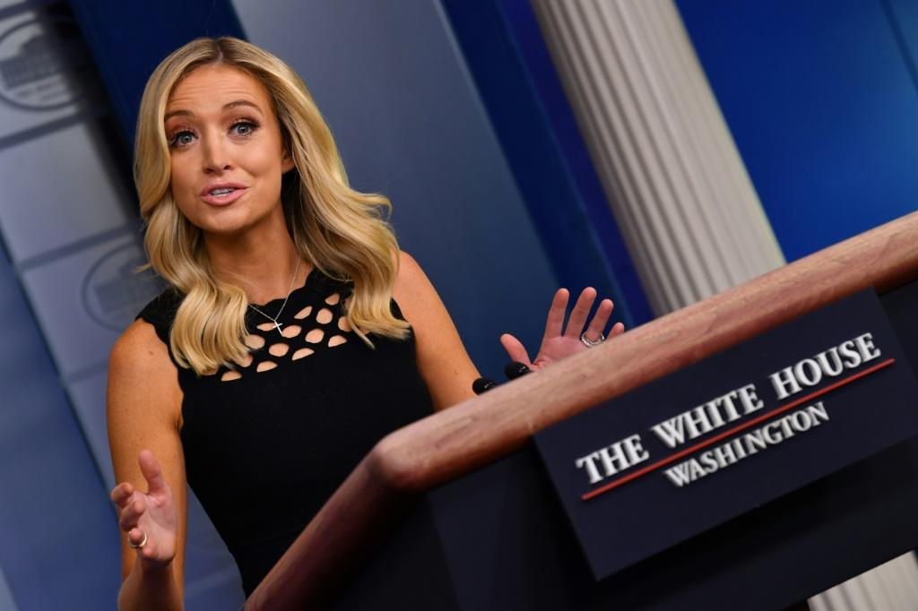 McEnany quiet on reports of positive coronavirus tests at White House