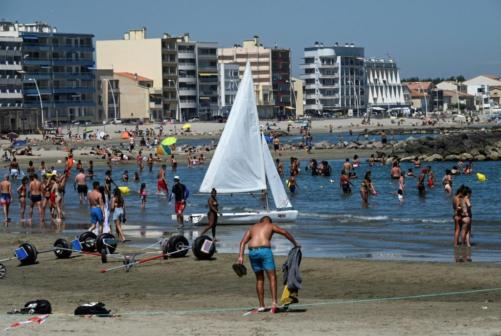 A heatwave has hit much of Europe, with experts warning it could lead to a surge in infections