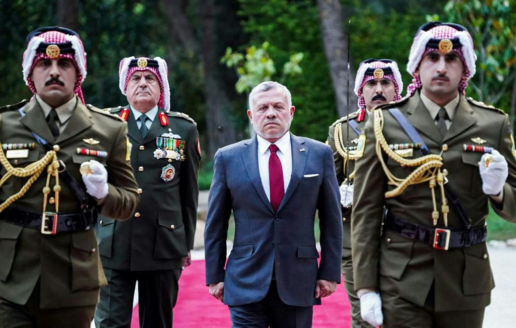 Jordan's King Abdullah II has warned that annexing the West Bank, which was under Jordanian administration until it was occupied by Israel in the 1967 war, could lead to a 'massive conflict'