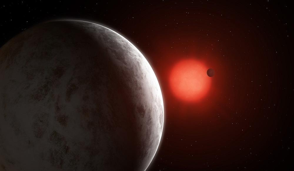Astronomers discover two super-Earths orbitting a star 11 light-years away