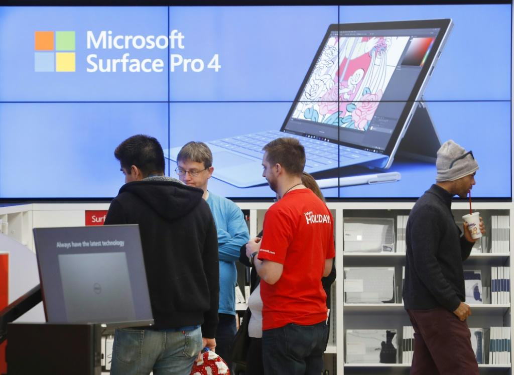 Microsoft is closing all its retail stores and moving sales online, keeping only four locations that will become