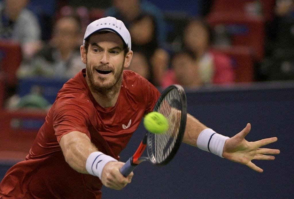 Andy Murray is confident of playing 'high level' tennis again