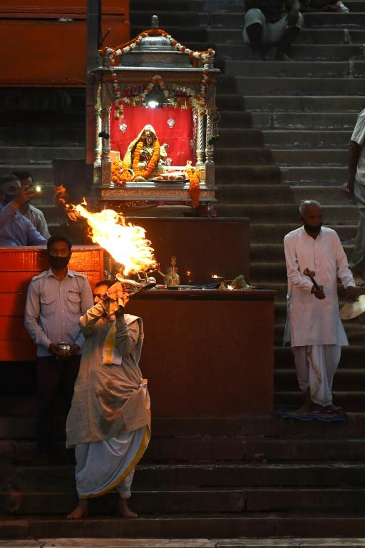 Temples ask devotees to keep a safe distance from each other