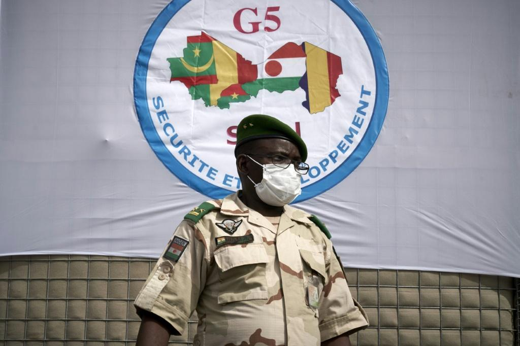 General Oumarou Namata Gazama, head of the five-nation G5 Sahel force, has made little progress organising the troops