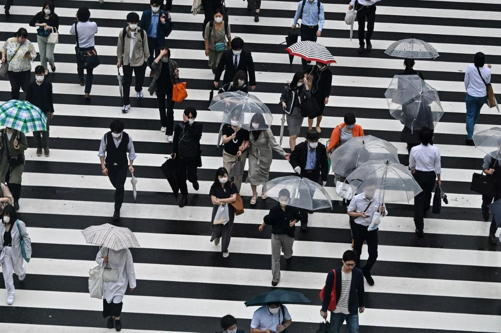 Japan is suffering its first recession in five years