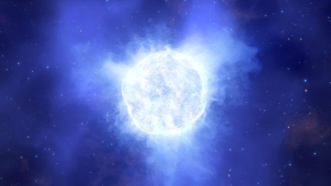 Black hole may have swallowed 'monster star' - Irish astronomers