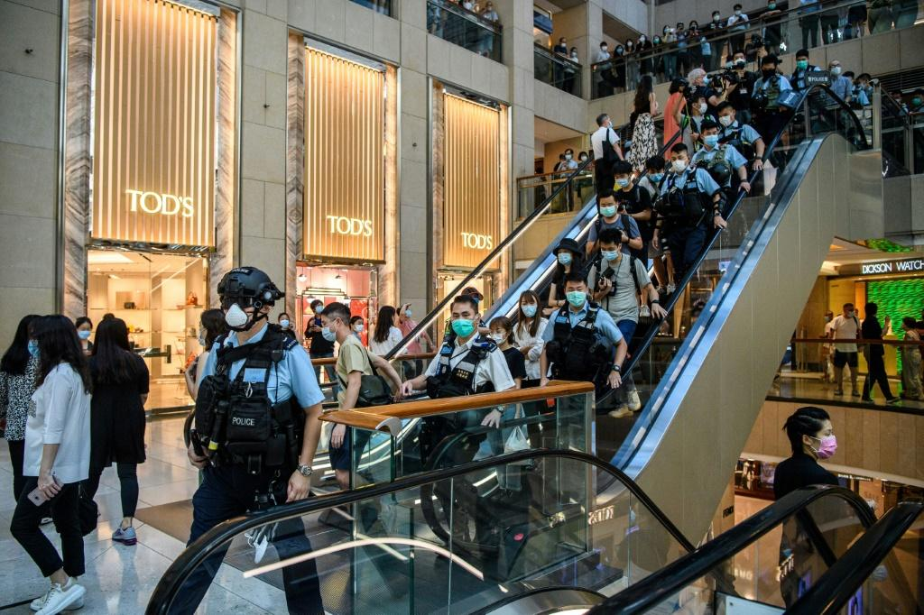 "Under the new security law in Hong Kong China will have jurisdiction over ""serious"" cases and its security agencies will also be able to operate publicly in the city for the first time, unbound by local laws"