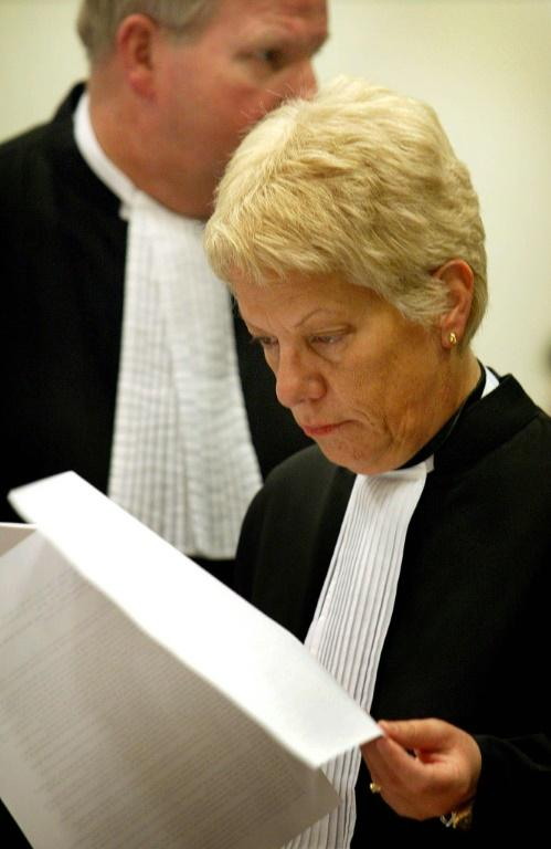 Prosecutor Carla del Ponte combed through documents in the archives for the 2002 inditcment of Slobodan Milosevic at the International Criminal Tribunal for the former Yugoslavia