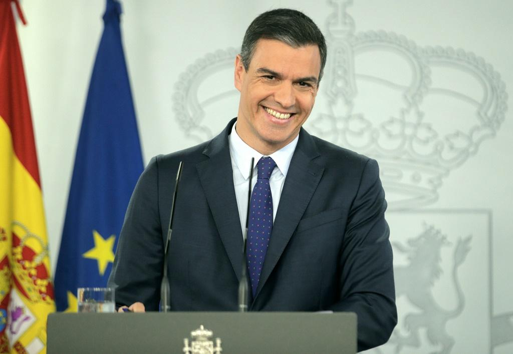 """Tax rises are """"inevitable"""", and will predominantly hit big companies, Spanish Prime Minister Pedro Sanchez has said"""