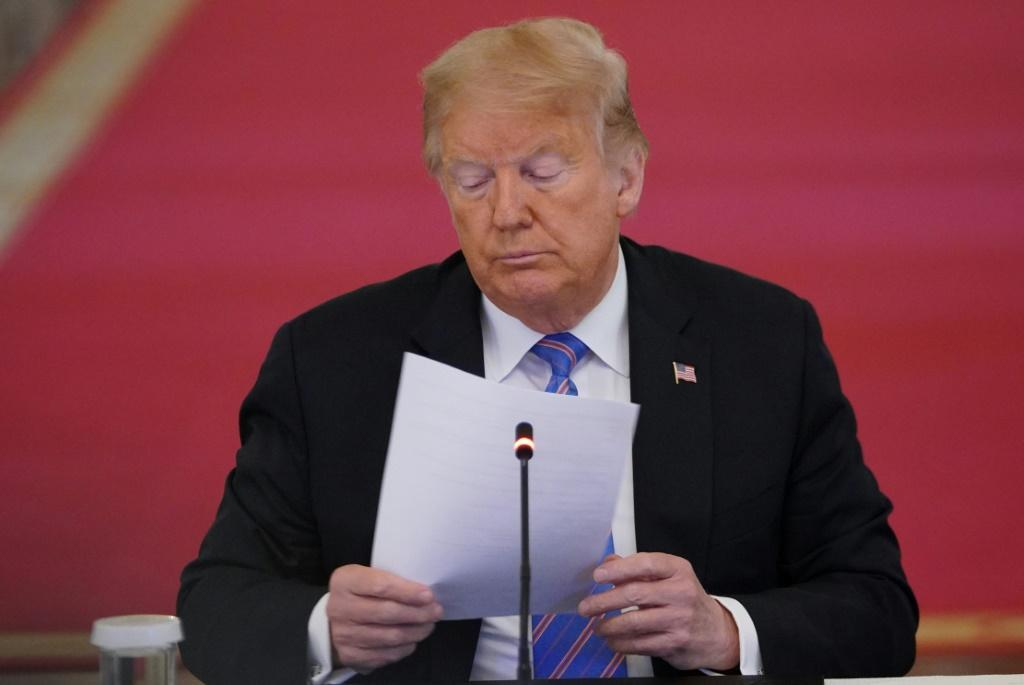 The ruling allows publisher Simon & Schuster to print and distribute the 240-page book by Mary Trump, who dubs the US president 'the world's most dangerous man'