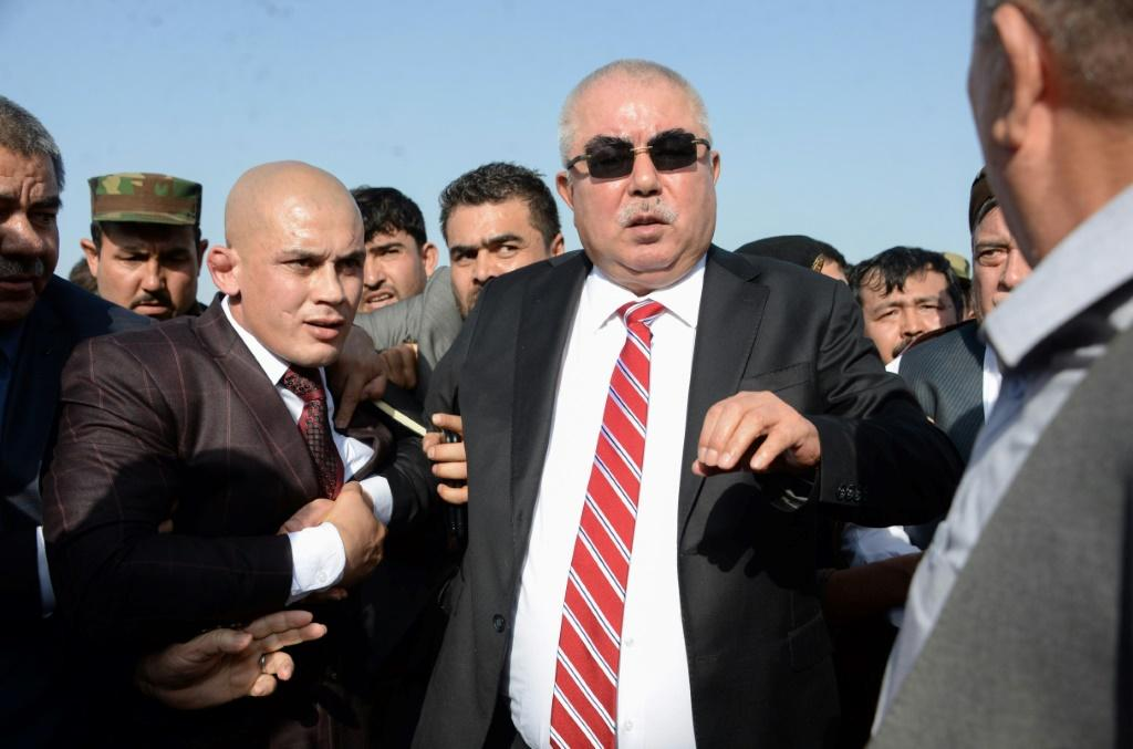 Dostum was vice president in Ghani's 2014 government