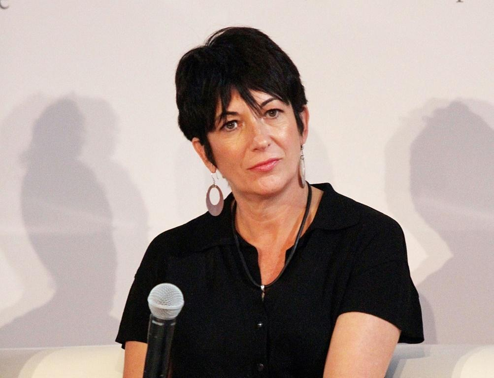 Ghislaine Maxwell was arrested in the US on Thursday
