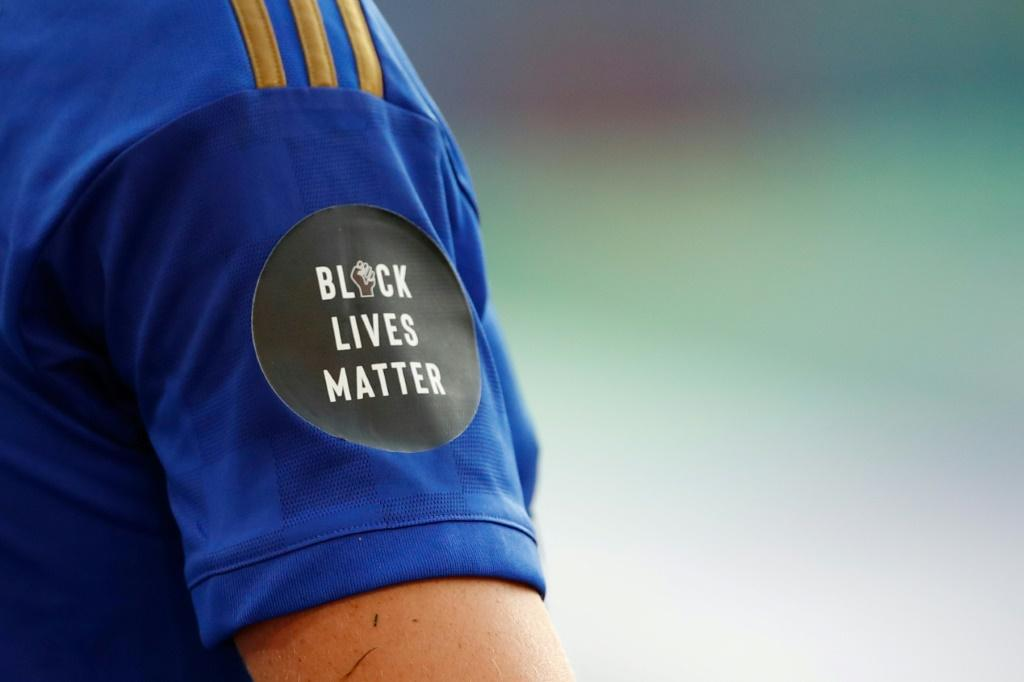 """Black Lives Matter"""" logos are already being worn by Premier League footballers"""