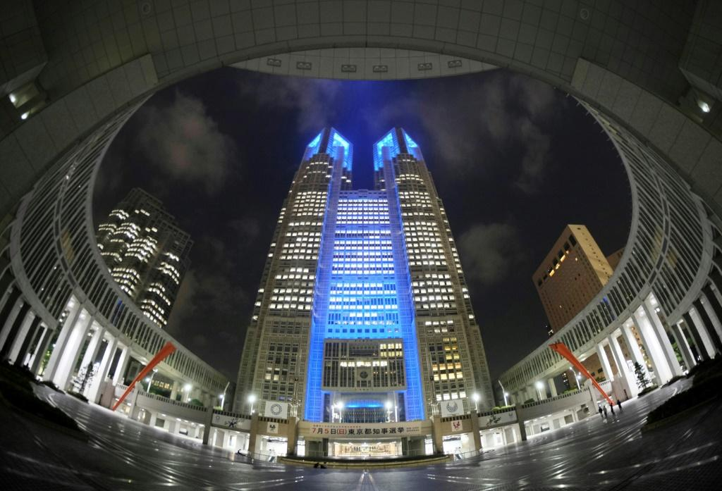 The election will decide who runs Tokyo from its imposing metropolitan building