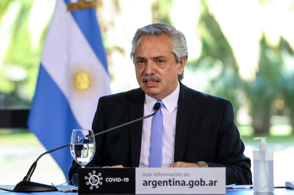 President Alberto Fernandez is seeking to restructure $66 billion in the country's foreign debt