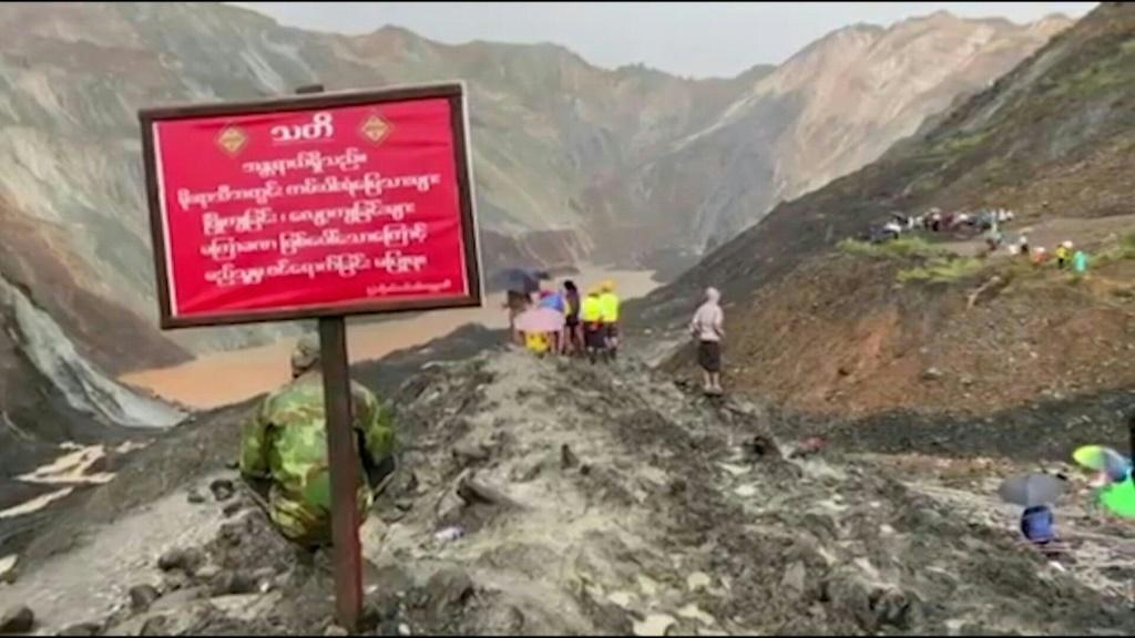 The bodies of at least 120 miners have been pulled from the mud after a landslide in northern Myanmar, in one of the worst ever accidents to hit the perilous jade mining industry.