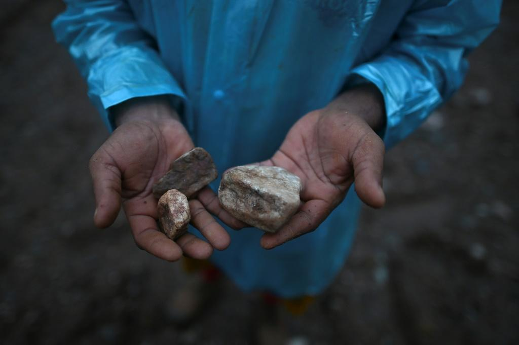 Thousands of people flock to the Myanmar jade mines in the hoping of finding an overlooked rock that could transform their lives