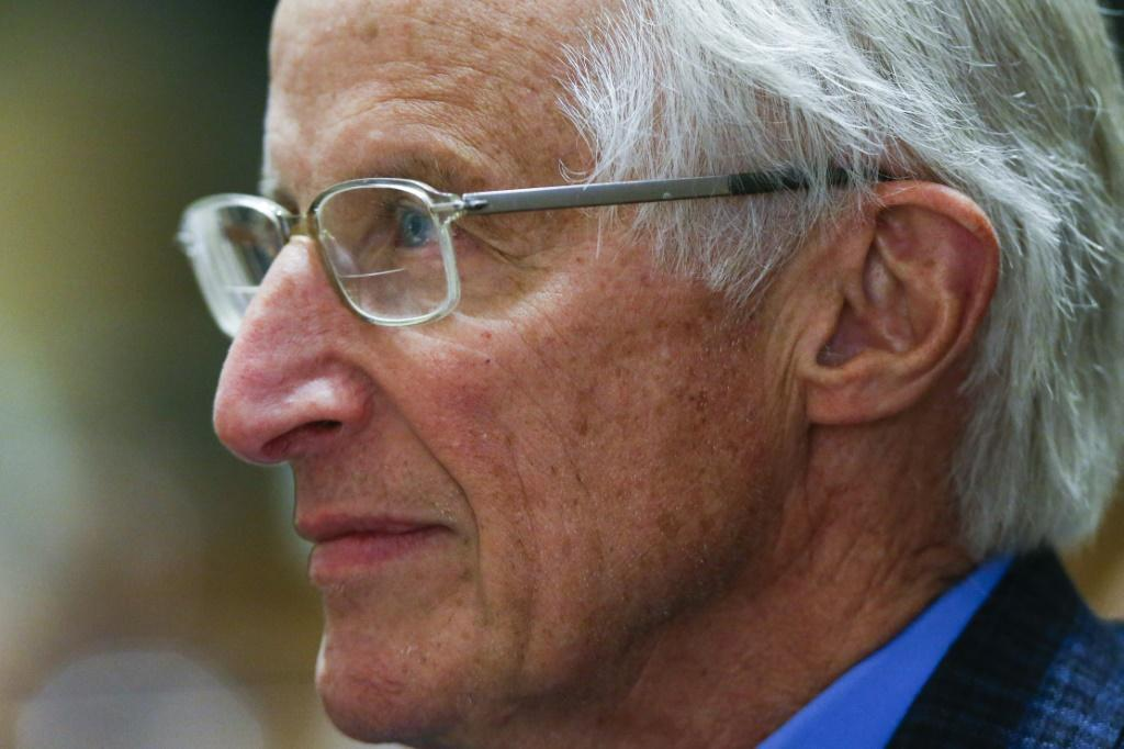 "I think of climate change as a menace to our planet and to our future,"" Nordhaus, an economics professor at Yale since 1974, said in collecting the 2018 Nobel Prizew for economics"