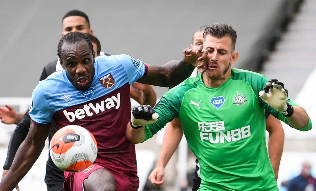 West Ham have their relegation fate in their hands
