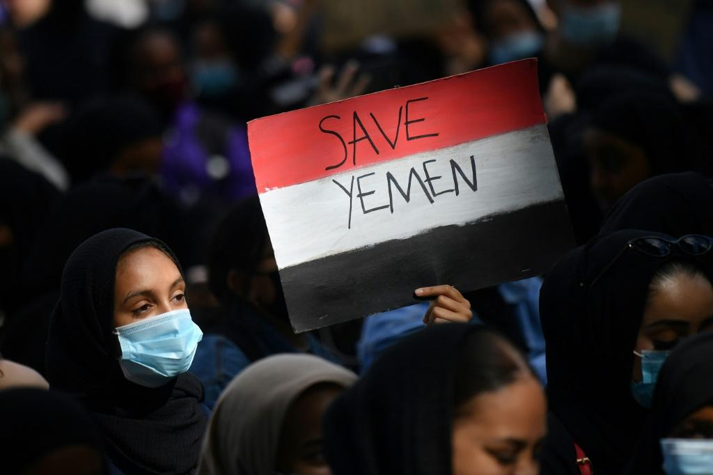 Campaigners say Britain has licensed nearly £5 billion in weapons to the kingdom since its Yemen campaign began in 2015
