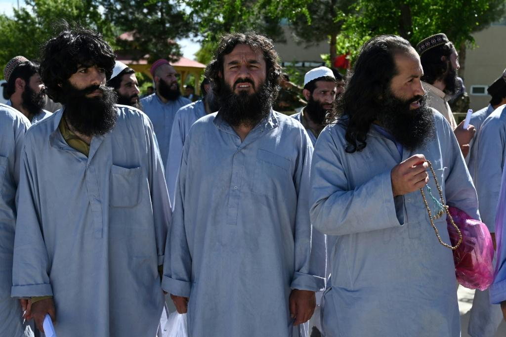 "Afghanistan started releasing thousands of Taliban prisoners in May, but says some are ""too dangerous"" to be freed without trial"