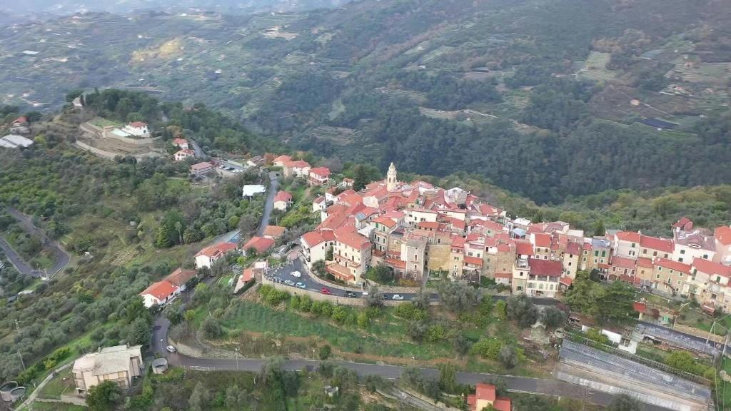 """In Seborga, the princess shows off her tiny realm, perched high above the Italian Riviera. But there is trouble afoot in the self-declared micronation of Seborga, where a pretender to the """"crown"""" is stoking passionate opposition."""