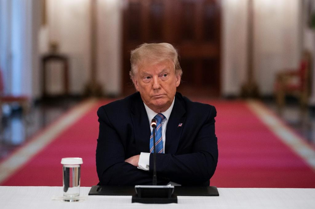 US President Donald Trump has said he is considering banning TikTok as a way to punish China over the coronavirus pandemic