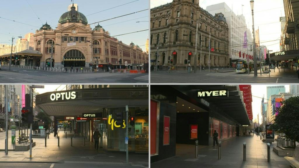 Five million people in Australia's second-biggest city began a new lockdown Thursday, returning to tough restrictions just weeks after they ended as Melbourne grapples with a resurgence of coronavirus cases.