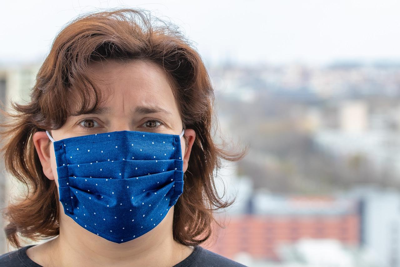 More states impose face mask policy