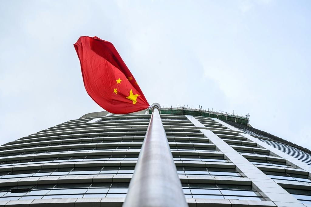 China has opened a new office for its security agents to operate openly in Hong Kong for the first time under a tough new security law it imposed on the city