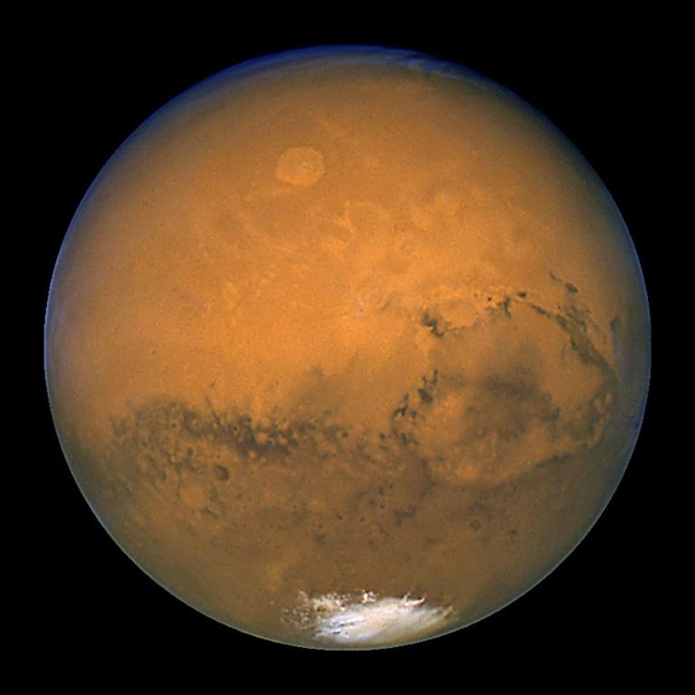 Scientists believe that four billion years ago, Earth and Mars both had the potential to nurture life -- but much of Mars' intervening history is an enigma