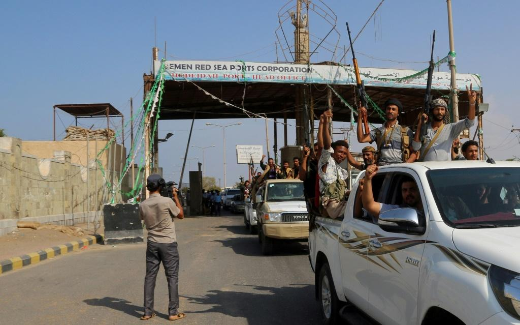 Yemen's port city of Hodeida is controlled by the Iran-backed Huthi rebels
