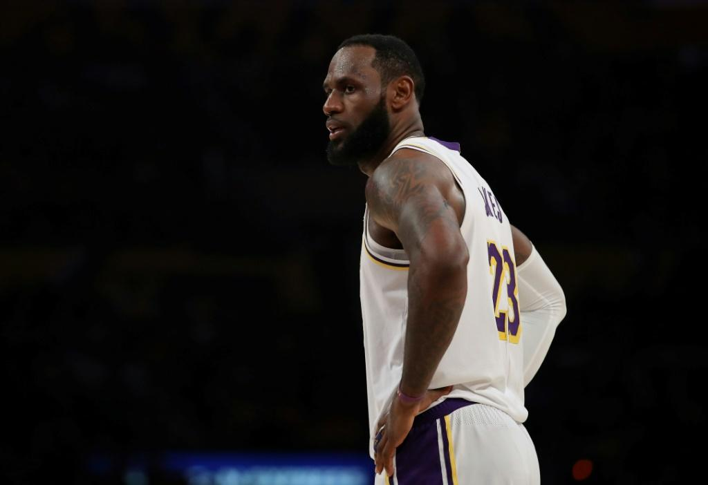 Los Angeles Lakers star LeBron James, who has often spoken out against racism and police brutality, is passing on the NBA's plan to replace players' names with social justice messages on the back of jerseys
