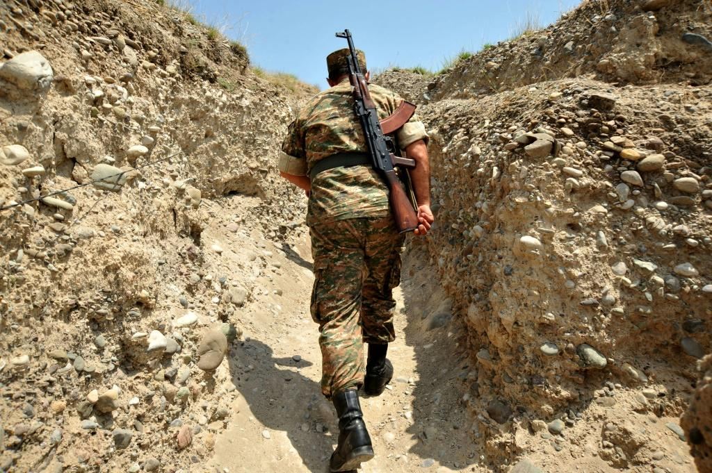 The two ex-Soviet republics have for decades been locked in a simmering conflict over Nagorny Karabakh, a breakaway territory which was at the heart of a bloody war in the 1990s