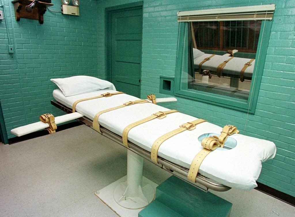 Huntsville Penitentiary in Texas -- the US may resume federal executions after 17 years