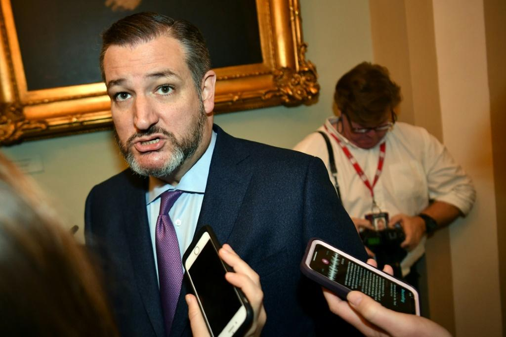 Republican US Senator Ted Cruz earned some scorn online after he was spotted not wearing a mask on a domestic commercial flight
