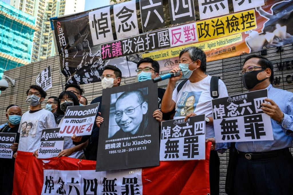 The court appearance coincided with the third anniversary of Liu Xiaobo's death