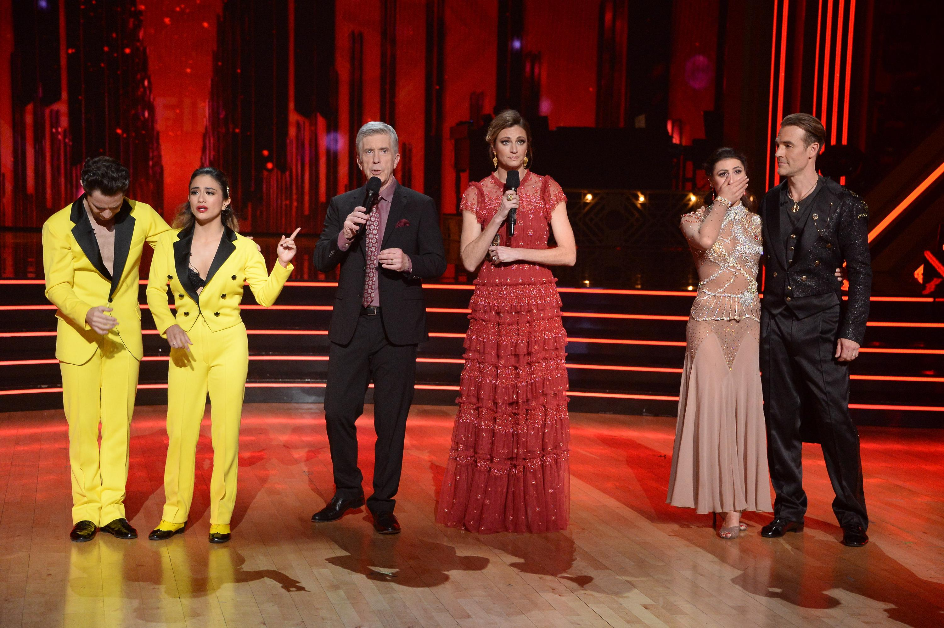 DWTS Tom Bergeron, Erin Andrews Fired