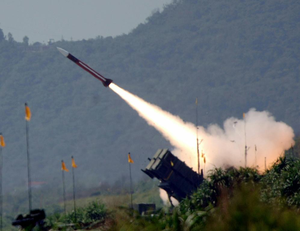 The potential US military sale would upgrade Taiwan's Patriot missile capability