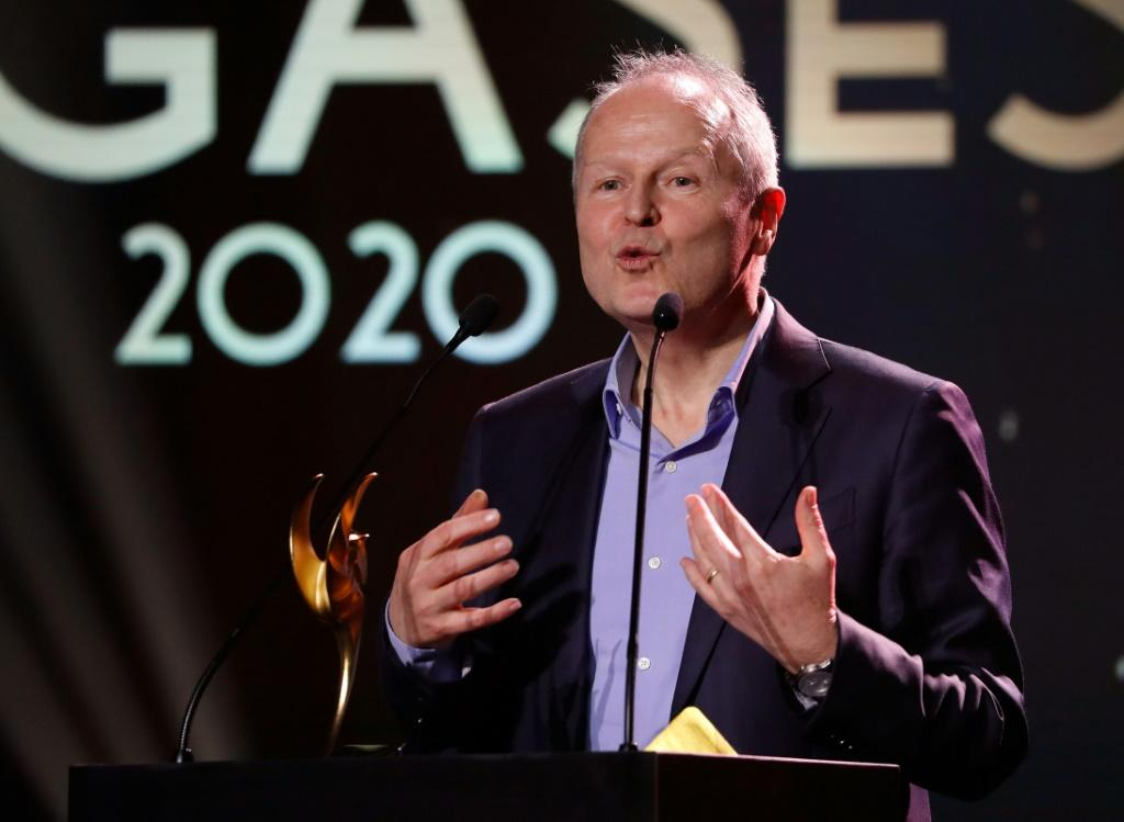 """Ubisoft CEO Yves Guillemot (pictured March 2020) promised """"major changes in corporate culture"""