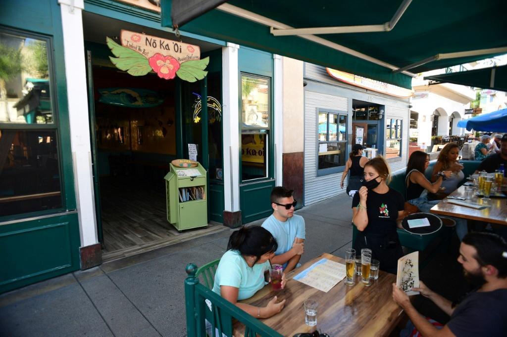 LA County suspends outdoor dining at restaurants as coronavirus surges