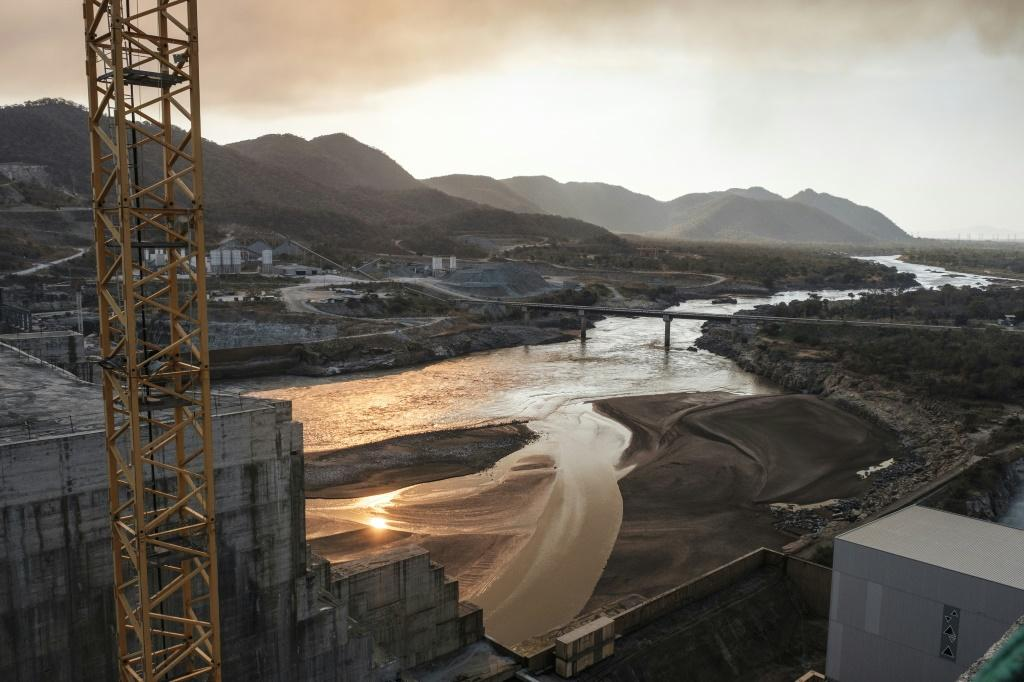 The Grand Ethiopian Renaissance Dam is the biggest hydro-electric project in Africa
