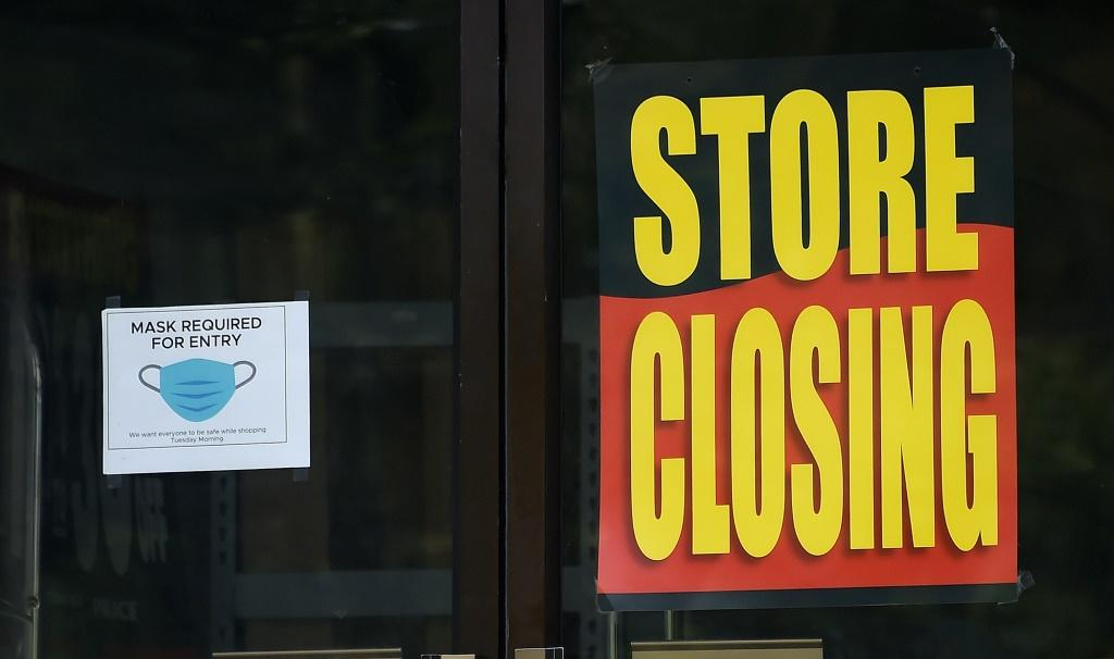 More businesses have had to shut down again as virus cases rise, undermining the nascent US recovery