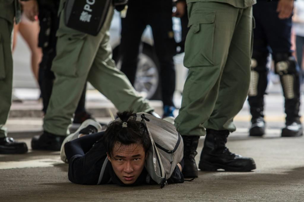 Thousands of people have been arrested during more than a year of pro-democracy protests in Hong Kong