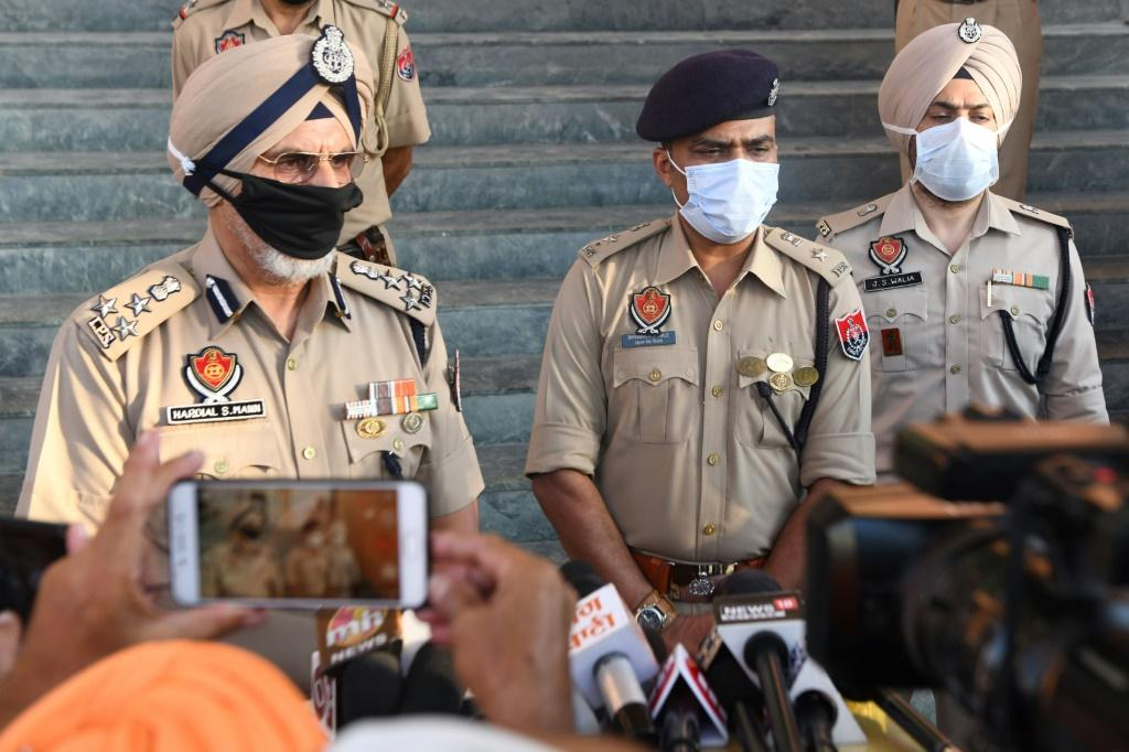 Dozens of people died after drinking toxic bootleg alcohol in northern India's Punjab state