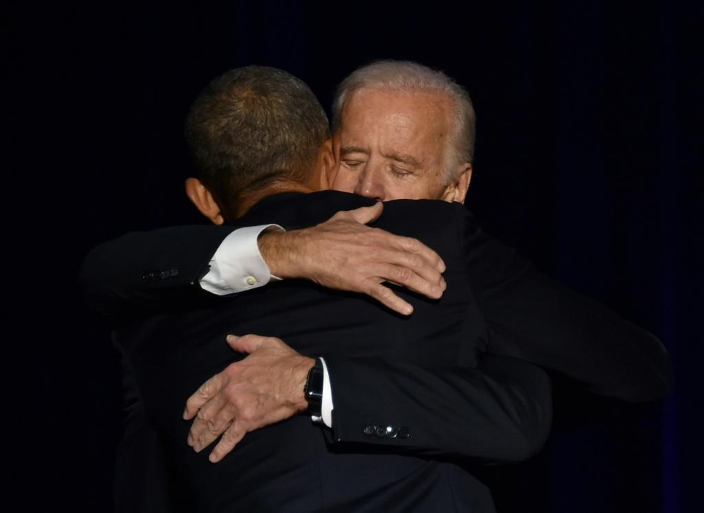 US President Barack Obama and his vice president, Joe Biden, had a close relationship