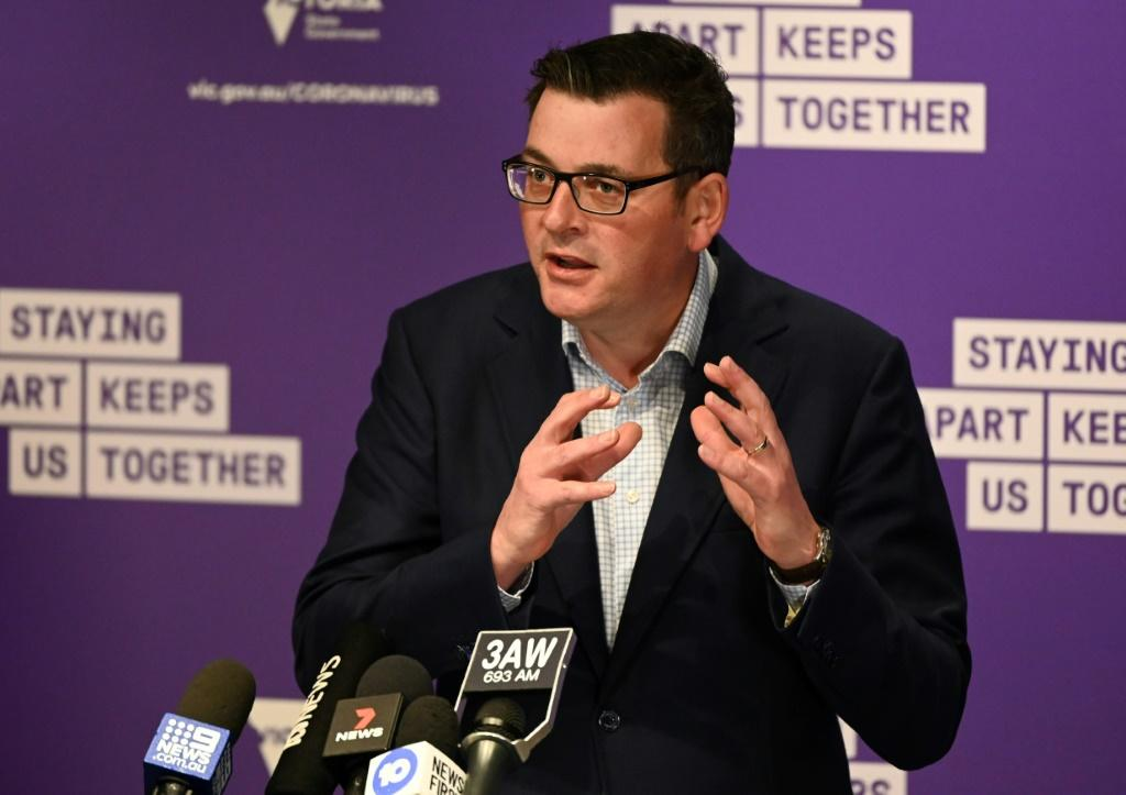 "Victoria's state premier Daniel Andrews said ""the time for leniency, the time for warnings and cautions is over"