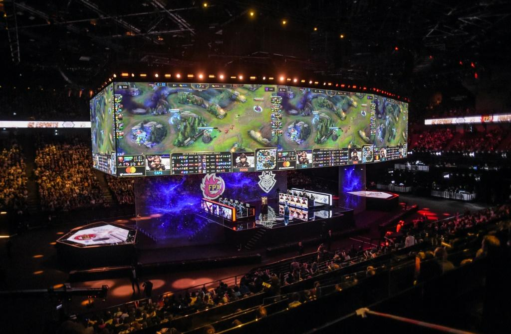 GEF has the backing of one major game publisher, Tencent, who own Riot Games, the maker of League of Legends famous for holding large tournaments in major arenas around the world